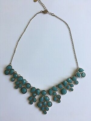 £2 • Buy Blue Statement Necklace - Ideal For A Wedding Or Special Occasion
