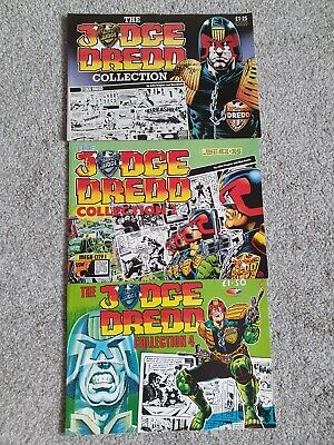 £1.90 • Buy The Judge Dredd Collection 1985 - 1989