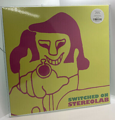 £38.49 • Buy Stereolab 'Switched On' Ltd Clear Vinyl Remastered Edition D-UHF-D37C