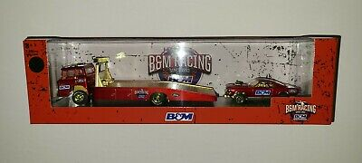 $40 • Buy M2 Chase Auto Hauler 1970 Ford C-600 Truck & 1966 Ford Mustang Gasser Limited...
