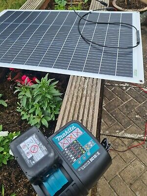 £60 • Buy Makita Genuine Off-grid Charger 12v To 24v Dc Imput . Works In Any Vehicle.