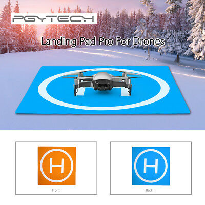 AU42.76 • Buy Top PGYTECH 50CM Fast-fold Landing Pad HeliPad Waterproof For Drone Quadcopter