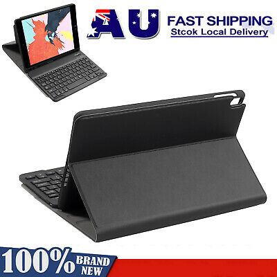 AU40.75 • Buy PU Leather Keyboard Case Stand W/ Pencil Holder For Apple Ipad Air3/pro10.5/10.2