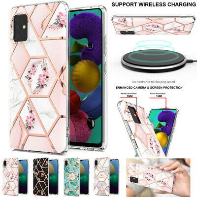 AU14.89 • Buy For IPhone 11 12 Pro Max XR 8+ Patterned Marble Soft TPU Ultra Slim Case Cover