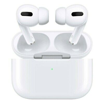 AU79.99 • Buy Apple Airpods Pro Wireless Bluetooth Earphones With Charging Case White AU