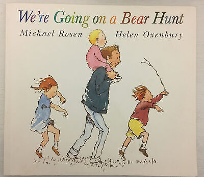 £2.59 • Buy We're Going On A Bear Hunt By Rosen, Michael Paperback Book