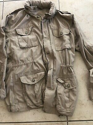 $55 • Buy Rothco Vintage Lightweight Cotton M-65 Jacket  XL New With Hood