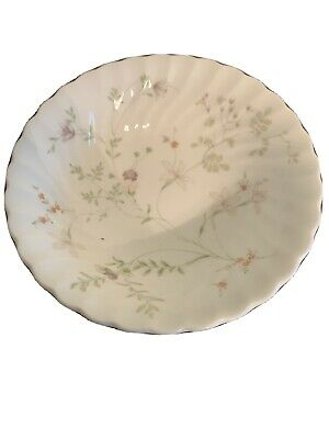 £8 • Buy Wedgwood Porcelain China Tableware Campion  Soup Cereal Bowl