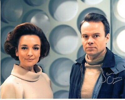 £7.50 • Buy Jamie Glover As William Russell In Dr Who Hand Signed 10x8 Col Autographed