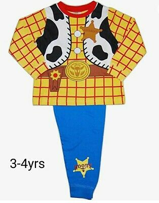 £6.99 • Buy Woody Toy Story Pyjamas. New Without Tags.  3-4yrs