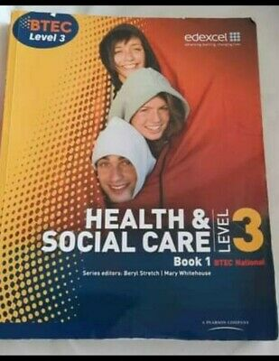 £2 • Buy Health And Social Care Btec Level 3