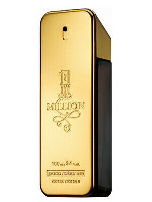 $ CDN56.96 • Buy 1 One Million By Paco Rabanne 3.3 / 3.4 Oz Cologne For Men New In Box