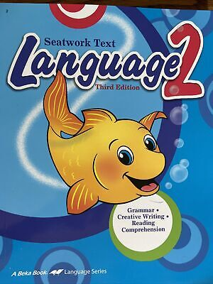 $ CDN30.95 • Buy A Beka 'Language Seatwork' 2nd Grade 171 Pages Of Reading, Grammar, Writing New