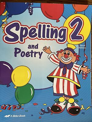 $ CDN30.95 • Buy A Beka 'Spelling And Poetry 32 Spelling Lists With Homework And Seat Work Pages