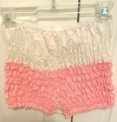 $18 • Buy Square Dance Pettipants Pink And White  SAMS  Medium