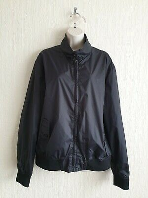 £30 • Buy Mens French Connection Black Lightweight Bomber Jacket Size Large Bnwt
