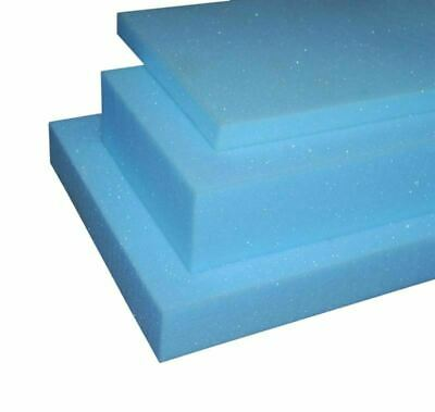 £6.95 • Buy High Density Upholstery Foam Seat Cushions Replacement For Sofa, Chair Pads