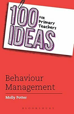 £15.42 • Buy 100 Ideas For Primary Teachers: Behaviour Management By Molly Potter (Paperback