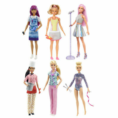 £12.95 • Buy Barbie Career Doll With Accessories You Can Be Anything 11 Fashion Doll