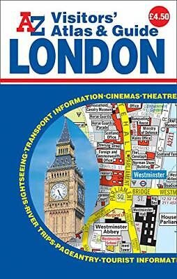 £4.58 • Buy London Visitors Atlas & Guide By Geographers' A-Z Map Company (Paperback 2016)