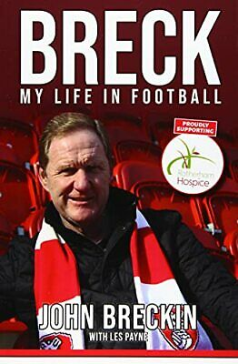 £6.99 • Buy Breck: My Life In Football By Payne, Les Book The Cheap Fast Free Post
