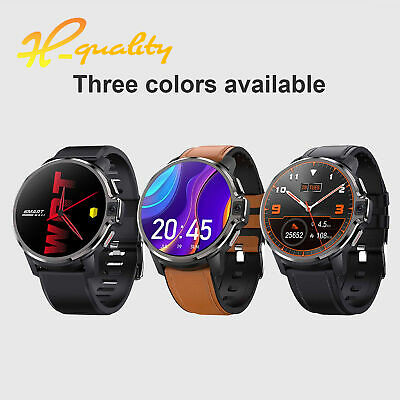 £130.67 • Buy DM30 1.6 Inch WIFI GPS Dual Cameras Smart Watch Face ID Android 9.1 4+64GB