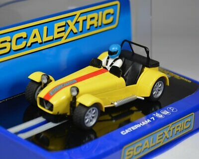 £41.99 • Buy Scalextric C3425 Caterham 7 Collector Centre Car Limited Edtion