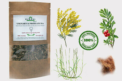 £7.99 • Buy Urinary & Prostate Herbal Tea/ Small Flower/Urinary Tract Infection/Prostatitis
