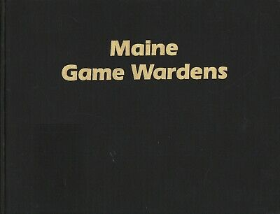 $25.99 • Buy Maine Game Wardens By Eric Wight/1st Edition HB 1985/SIGNED Free Shipping