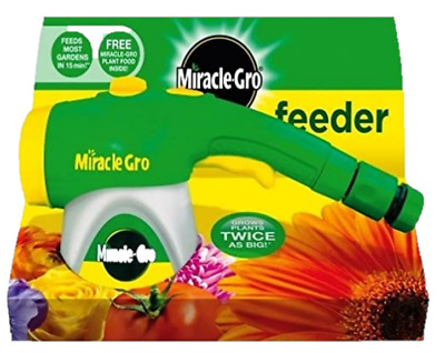 £15.40 • Buy Miracle-Gro All Purpose Plant Food Feed Beds Borders Hanging Baskets Hose Feeder