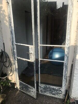 £500 • Buy Reclaimed Vintage Crittall French Doors And Window