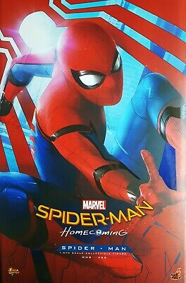$ CDN541.97 • Buy Spider-Man Homecoming 1/6 Scale Hot Toys Figure MMS425 Brand New With Shipper!