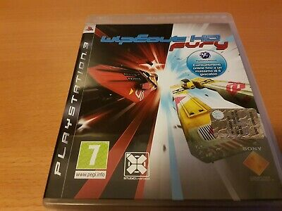 £13.65 • Buy Wipeout Hd Fury Ps3