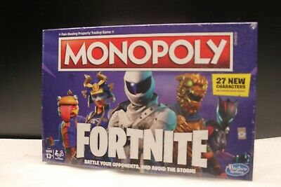 $ CDN37.75 • Buy Fortnite Account Monopoly Collectors Board Game New Sealed