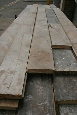 £2 • Buy  Reclaimed Tongue And Groove Pine Timber Wooden  Flooring Boarding Cladding