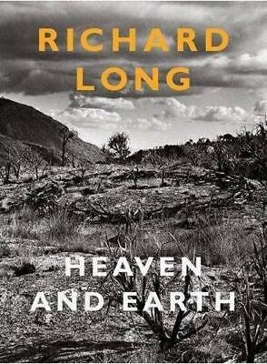 £24.99 • Buy Richard Long: Heaven And Earth By Clarrie Wallis Paperback Book The Cheap Fast