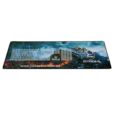 AU25 • Buy ZQRacing Extended Pro Gaming Mouse Mat- Battle Series
