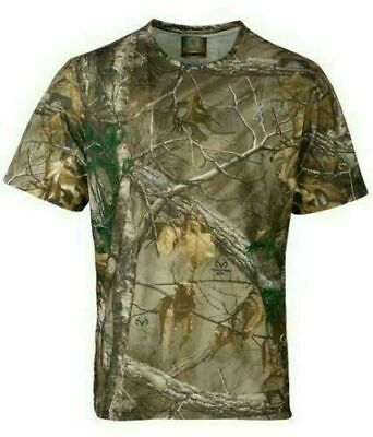 £6.89 • Buy Mens Camouflage Printed Jungle T-shirt,vest Realtree Camo Top S-