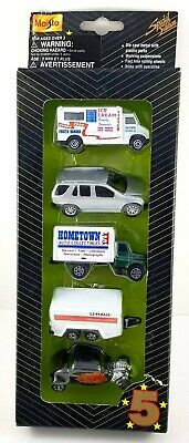 $ CDN22.56 • Buy Maisto 5 Five Star Series Special Edition Home Town #2 5 Pack Diecast Cars 1/64