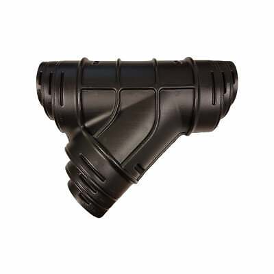 £14 • Buy MAJO Land Drain Pipe Multi Y Joint Cut To Fit 60/80/100/110mm