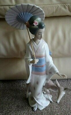 £250 • Buy LLADRO ORIENTAL FOREST 06396.  Certificate And Fitted Box EXCELLENT CONDITION