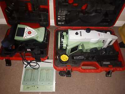 £6500 • Buy Leica TCRP1205 Plus R400 Robotic Total Station With CS15 Viva. Just Calibrated