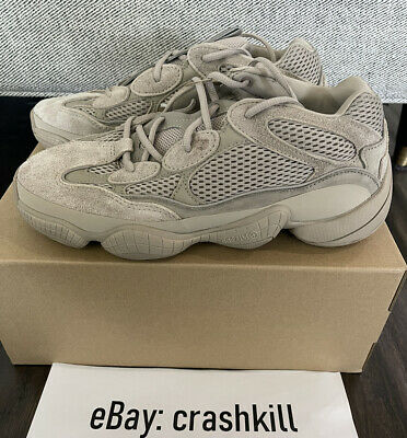 $ CDN333.53 • Buy Adidas Yeezy 500 Taupe Light Size Men's GX3605 IN STOCK SHIPS TODAY
