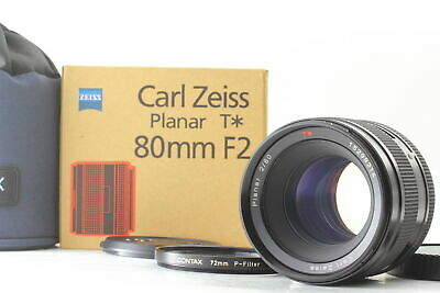 $ CDN4263.25 • Buy [Top MINT In Box] Contax Carl Zeiss Planar T* 80mm F/2 Lens For 645 From JAPAN