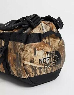 £69.90 • Buy The North Face Base Camp Camo Kelp Tan Forest Floor Duffel Bag Size XS 31L