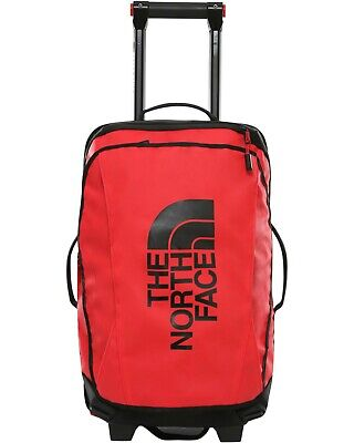 £120 • Buy BRAND NEW The North Face Rolling Thunder 22  Luggage Bag - Red
