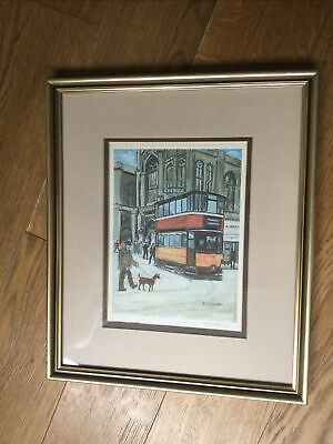 £7 • Buy The Glasgow Cross, By Betty Stirling. Framed Print
