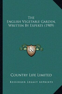 £20.99 • Buy The English Vegetable Garden, Written By Experts (190... By Country Life Limited