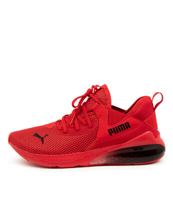 AU120 • Buy New Puma Cell Vive Fade Red Blk Mens Shoes Active Sneakers Active