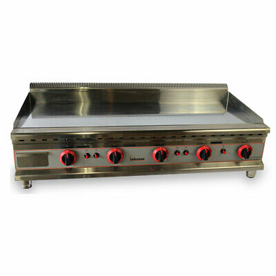 £840 • Buy 120cm Chrome Gas Griddle/LPG/NAT/Quality Catering Griddle/ New